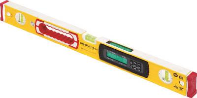 KDS デジタル水平器60IP【DL-60IP】(測量用品・水平器)
