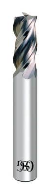 OSG 超硬エンドミル【CA-ETS-12】(旋削・フライス加工工具・超硬スクエアエンドミル)