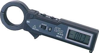 マルチ 交流・直流両用クランプ式電流計【MODEL-240】(計測機器・クランプメーター)