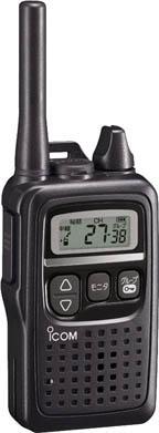 アイコム アイコム 特定小電力トランシーバー【IC-4300】(安全用品・標識・トランシーバー)