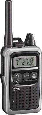 アイコム アイコム 特定小電力トランシーバー【IC-4300S】(安全用品・標識・トランシーバー)