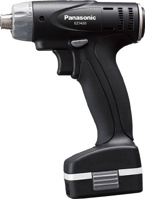 Panasonic 充電ドリルドライバー【EZ7420LA2J-B】(電動工具・油圧工具・ドリルドライバー)