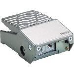日本精器 3方向足踏バルブ8A【BN-4PA31-8】(空圧・油圧機器・切替弁)