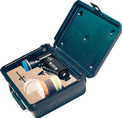 SP ミニダブルアクションサンダーセット50mmφ【SP-7201DA-K】(空圧工具・エアサンダー)