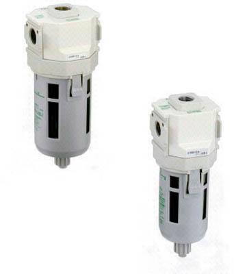CKD 自動ドレン排出器スナップドレン【DT3010-10-W】(空圧・油圧機器・エアユニット)