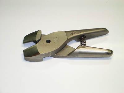 ナイル エアーニッパ替刃金属切断用P120【P120】(空圧工具・エアニッパ)