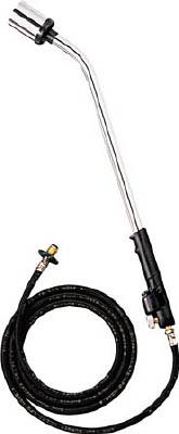 新富士 自動点火方式プロパンバーナー スーパーライナー RE-7【RE-7】(土木作業・大工用品・プロパンバーナー)