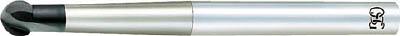 OSG 超硬エンドミル FX 2刃球形 R4【FXS-EQD-R4】(旋削・フライス加工工具・超硬ボールエンドミル)