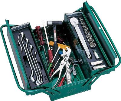 【ついに再販開始!】 ツールセット(オートメカニック用)【700A】(工具セット・手提げタイプ):リコメン堂 TONE-DIY・工具
