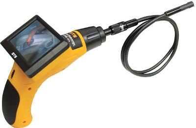 STS 液晶モニター付工業用内視鏡 IESシリーズ【IES-120】(水道・空調配管用工具・管内検査用品)