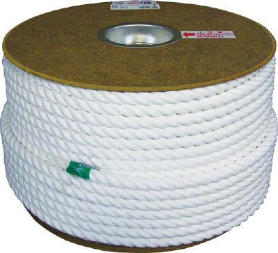 ユタカ ポリエステルロープドラム巻 12φ×100m【PRS-6】(ロープ・ひも・ロープ)