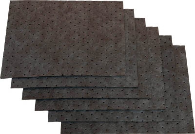 JOHNAN 油吸着材 アブラトール シート 50×40×0.4cm【PCA-54】(清掃用品・吸収材)