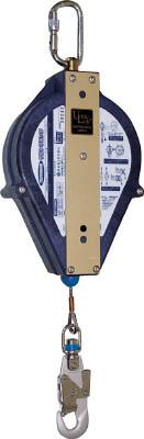 ツヨロン ウルトラロック20メートル 台付・引寄ロープ付【UL-20S-BX】(保護具・安全帯)(代引不可)