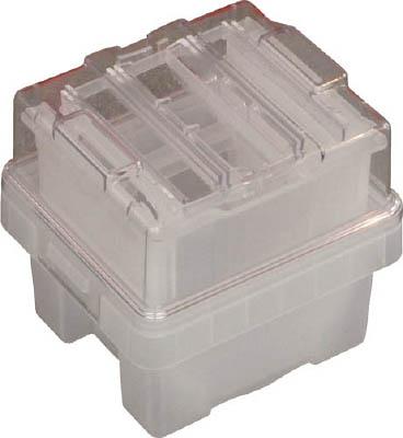 サンコー 半導体ウエハ搬送容器Σ150【SKWAF-SIG150】(理化学・クリーンルーム用品・実験用器具)