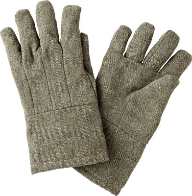 TRUSCO パイク溶接保護具5本指手袋【PYR-T5】(溶接用品・溶接用保護具)【S1】