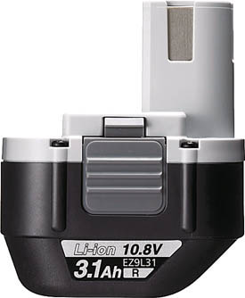 Panasonic 充電電池パック 10.8V【EZ9L31】(清掃用品・ブロワ)