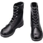 シモン 安全靴 長編上靴 7533黒 24.5cm【7533N-24.5】(安全靴・作業靴・安全靴)