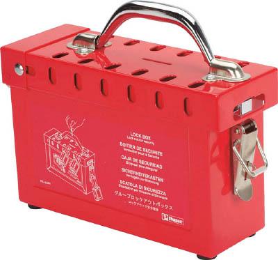 パンドウイット グループロックアウト用ボックス【PSL-GLBN】(建築金物・工場用間仕切り・鍵)