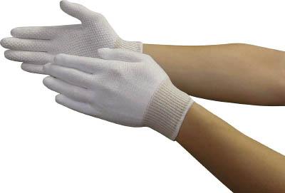 トワロン カットレジストスベリ止付(10双入) LL【149-LL】(作業手袋・耐切創手袋)