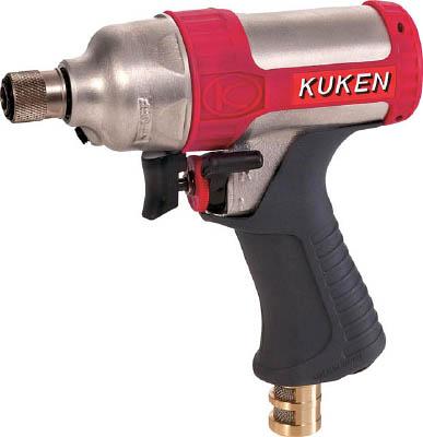 空研 1/4インチHex小型インパクトドライバー(6.35mm6角)【KW-7PD】(空圧工具・エアドライバー)
