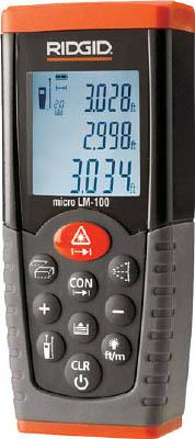 RIDGE 距離計 LM100【36158】(測量用品・レーザー距離計)