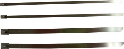 パンドウイット MLTタイプ ステンレススチールバンド SUS304【MLT12SH-Q】(電設配線部品・ケーブルタイ)
