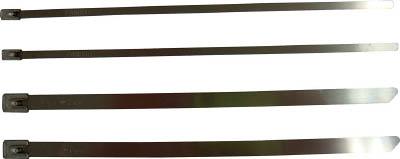 パンドウイット MLTタイプ ステンレススチールバンド SUS304【MLT8LH-LP】(電設配線部品・ケーブルタイ)