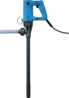 KUK 電動式ミニハンディポンプ(PP製)【HP-601】(ポンプ・ペール缶用ポンプ)【S1】
