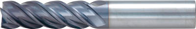 いいスタイル スーパーワンカットエンドミル【DZ-SOCM4200】(旋削・フライス加工工具・超硬スクエアエンドミル):リコメン堂 ダイジェット-DIY・工具