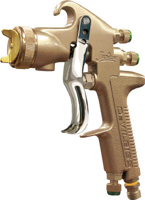 デビルビス スプレーガンJUPITER-R-J1重力式LVMP仕様【JUPITER-R-J1-1.3-G】(塗装・内装用品・スプレーガン)