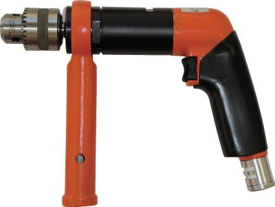 不二 小型ドリル(後方排気型)【FRD-6PH-5】(空圧工具・エアドリル)