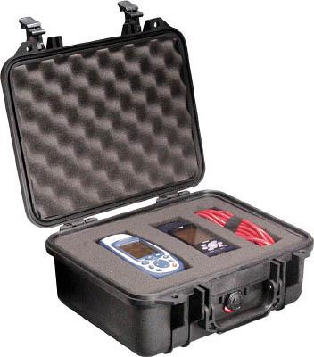 PELICAN 1400 (フォームなし)黒 339×295×152【1400NFBK】(工具箱・ツールバッグ・プロテクターツールケース)