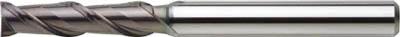 NS 無限リード40EM 2枚刃 MX240 Φ10【MX240 10】(旋削・フライス加工工具・超硬スクエアエンドミル)