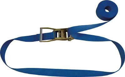 TESAC ラッシングベルト(ベルト荷締機)ラチェットバックル式エンドレスタイプ【R50N060-000A】