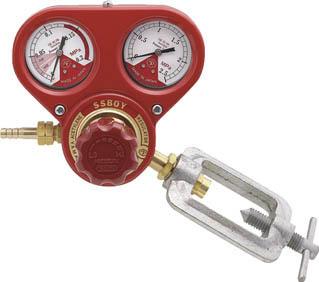 ヤマト アセチレン用圧力調整器 SSボーイアセチレン用【SSBOYAC】(溶接用品・ガス調整器)【S1】