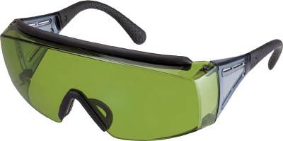 スワン レーザ光用一眼型保護めがね【YL-335 LD-YAG】(保護具・レーザー用保護メガネ)