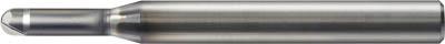 ユニオンツール 超硬エンドミル【UDCLB2030-0600】(旋削・フライス加工工具・超硬ボールエンドミル)【int_d11】