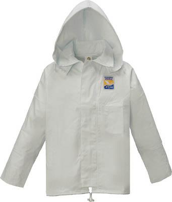 ロゴス マリンエクセル ジャンパー ホワイト L【12020612】(保護具・作業服)