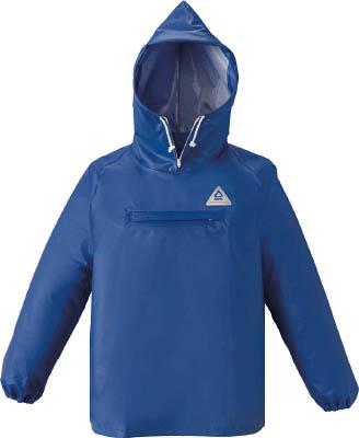 ロゴス レインアタッカー ヤッケ ブルー 3L【12535000】(保護具・作業服)【S1】