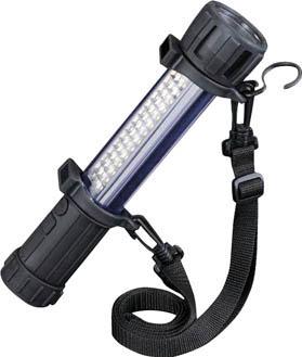 長谷川 LED作業灯【EWL-3 SET】(作業灯・照明用品・作業灯)
