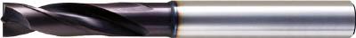三菱K バイオレット高精度ドリル 座ぐり用 ショート 17.7mm【VAPDSCBD1770】(穴あけ工具・ハイスコーティングドリル)【送料無料】