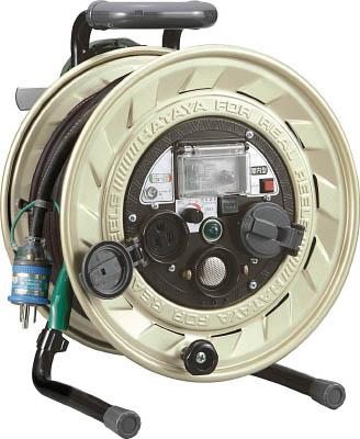 ハタヤ 大容量メタルセンサー 金属感知機能付 [正規販売店] リール 単相100V 代引不可 20m 新品 送料無料 MSS-231KV