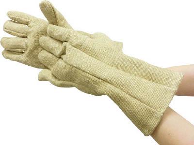 ZETEX プラス手袋 35cm【20112-1400-ZP】(作業手袋・耐熱・耐寒手袋)