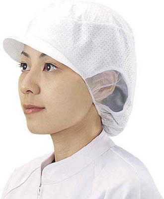 UCD シンガー電石帽SR-5 長髪(20枚入)【SR-5LONG】(保護具・保護服)【S1】