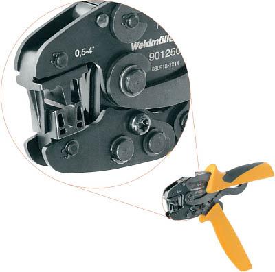 ワイドミュラー 圧着工具 PZ 4【9012500000】(電設工具・圧着工具)