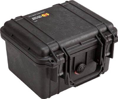PELICAN 1300 黒 270×246×174【1300BK】(工具箱・ツールバッグ・プロテクターツールケース)