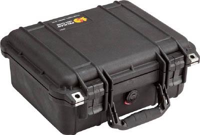 PELICAN 1400 黒 339×295×152【1400BK】(工具箱・ツールバッグ・プロテクターツールケース)【S1】