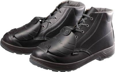シモン 安全靴甲プロ付 編上靴 SS22D-6 26.5cm【SS22D-6-26.5】(安全靴・作業靴・安全靴)