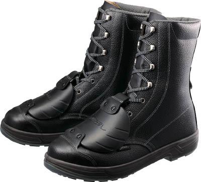 シモン 安全靴甲プロ付 長編上靴 SS33D-6 27.5cm【SS33D-6-27.5】(安全靴・作業靴・安全靴)