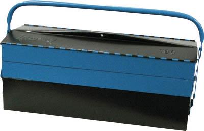 HAZET 3段式ツールボックス【190L】(工具箱・ツールバッグ・スチール製工具箱)